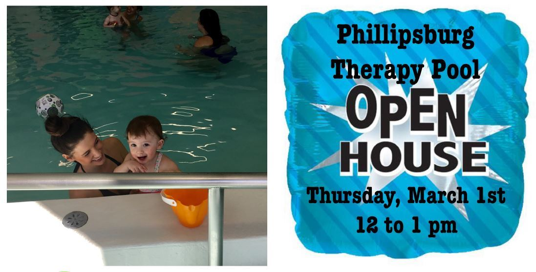 Pool open house